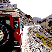 4x4 Andes